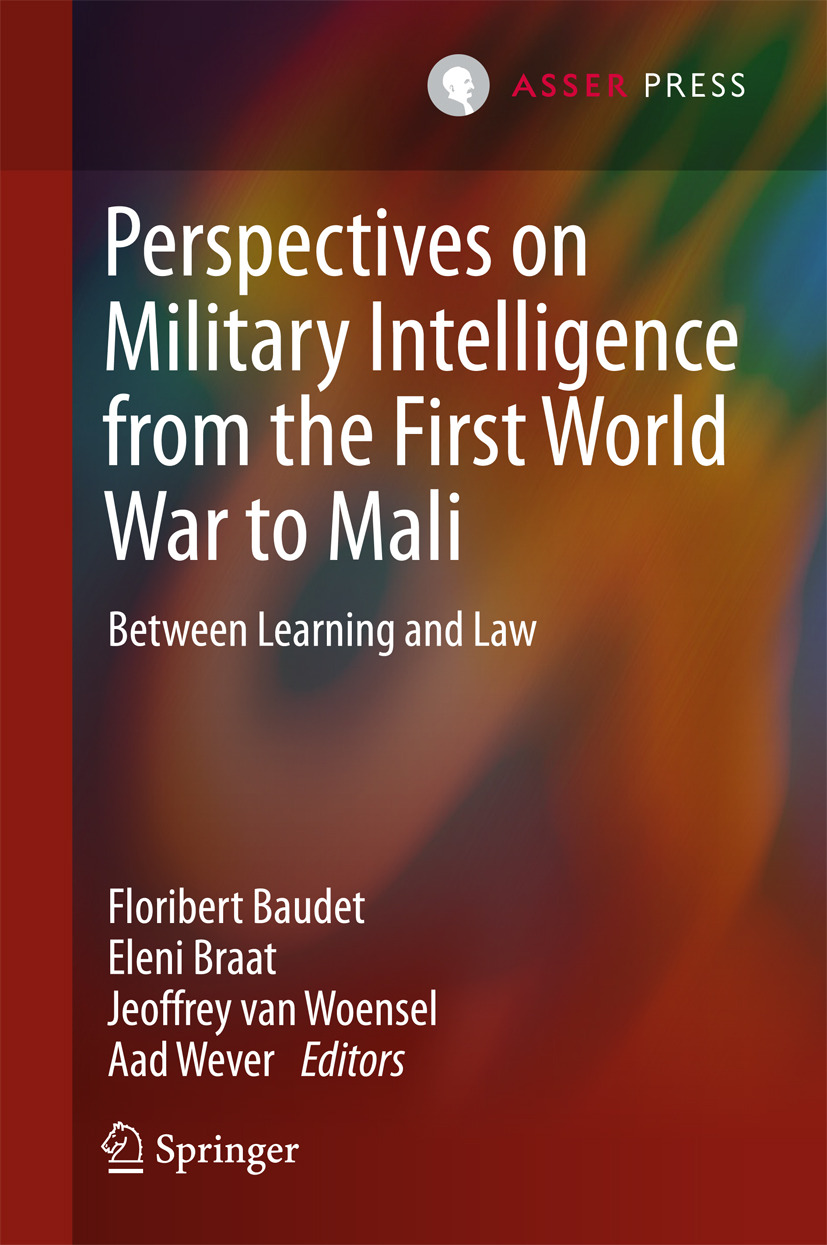 Baudet, Floribert - Perspectives on Military Intelligence from the First World War to Mali, ebook
