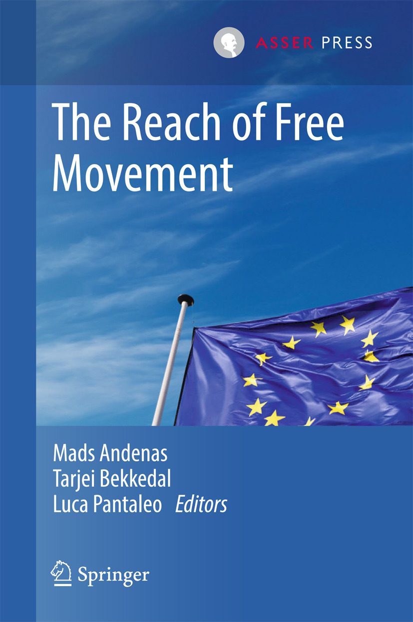 Andenas, Mads - The Reach of Free Movement, ebook