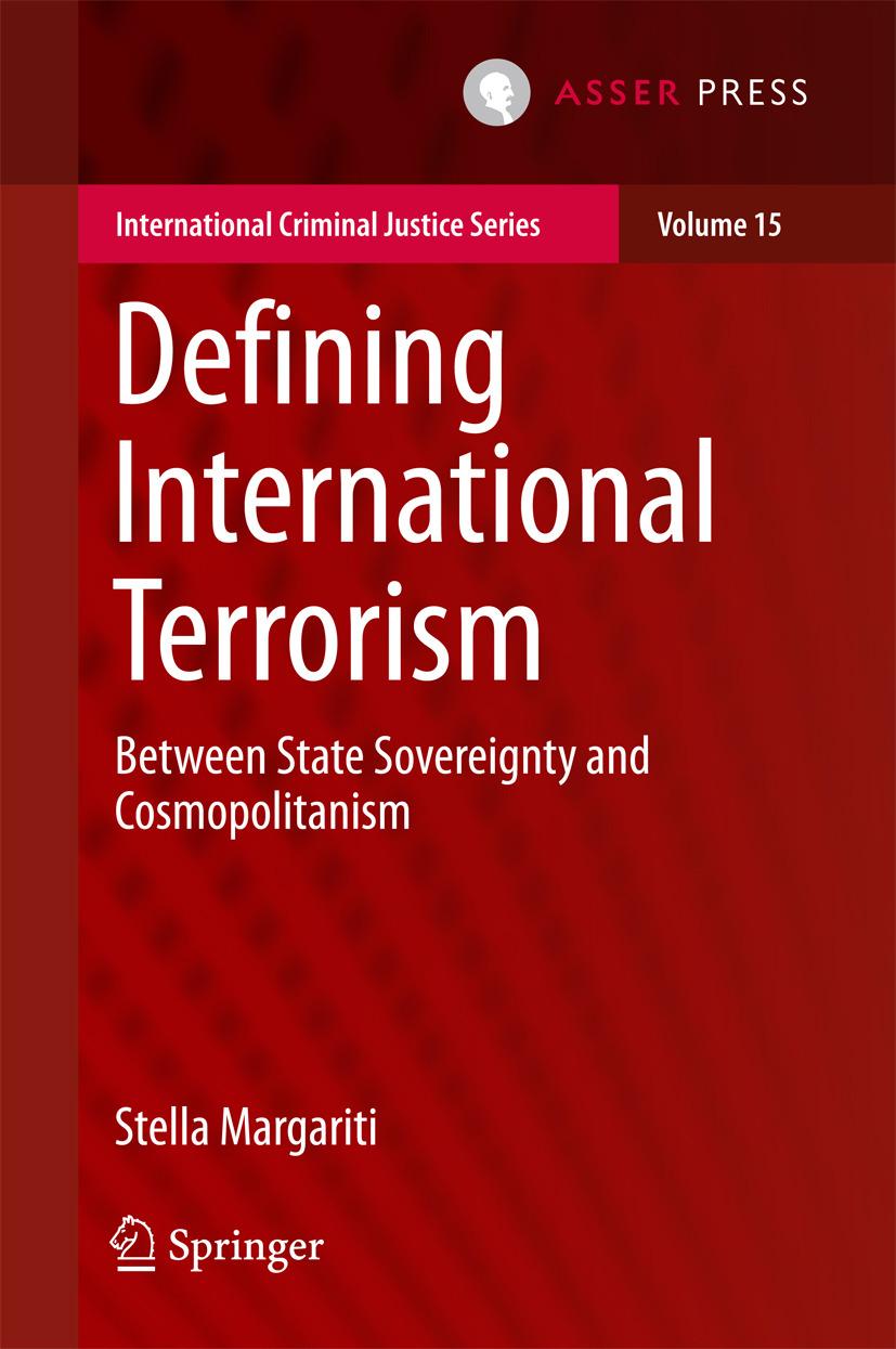 Margariti, Stella - Defining International Terrorism, ebook