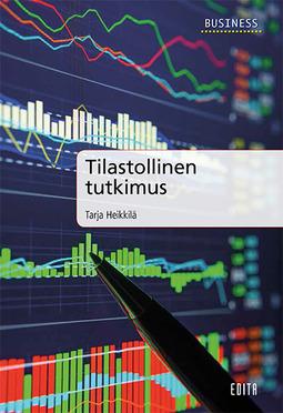 Heikkilä, Tarja - Tilastollinen tutkimus, e-kirja
