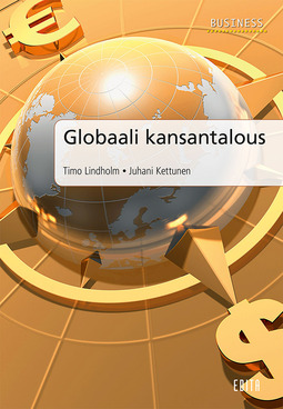 Lindholm, Timo - Globaali kansantalous, e-kirja