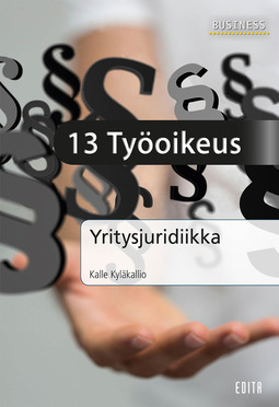 Kyläkallio, Kalle - Yritysjuridiikka – Työoikeus, e-kirja