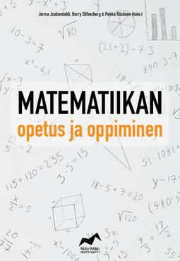 Joutsenlahti, Jorma - Matematiikan opetus ja oppiminen, e-bok
