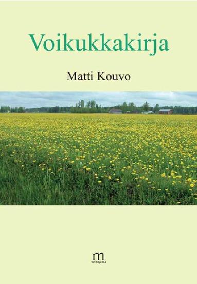 Kouvo, Matti - Voikukkakirja, ebook