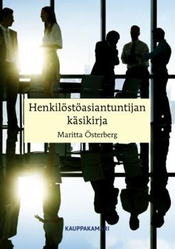 Österberg, Maritta - Henkilöstöasiantuntijan käsikirja, e-kirja