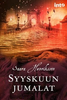 Henriksson, Saara - Syyskuun jumalat, e-kirja