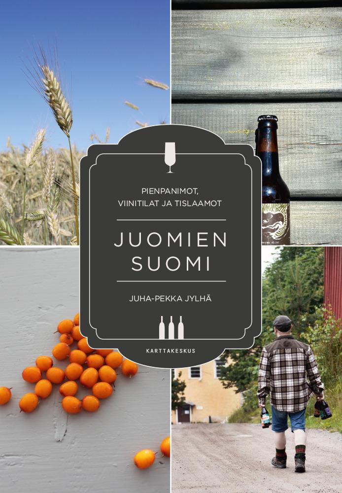 Jylhä, Juha-Pekka - Juomien Suomi - pienpanimot, viinitilat ja tislaamot, e-kirja