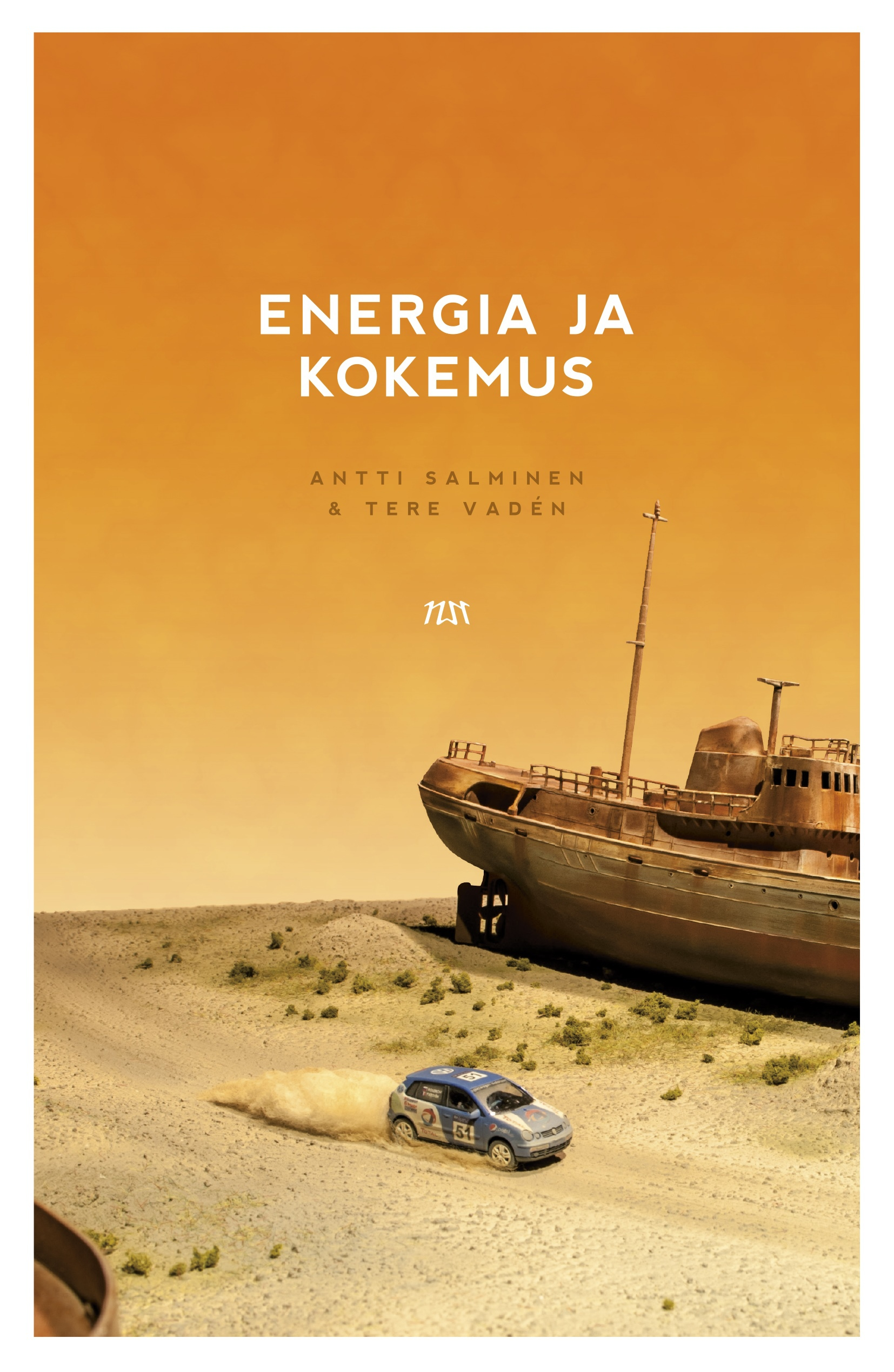 Salminen, Antti - Energia ja kokemus, ebook