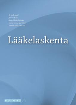 Ernvall, Sirpa - Lääkelaskenta, e-kirja