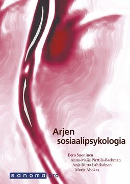 Suoninen, Eero - Arjen sosiaalipsykologia, e-kirja