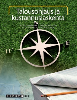 järvenpää, Marko - Talousohjaus ja kustannuslaskenta, e-kirja