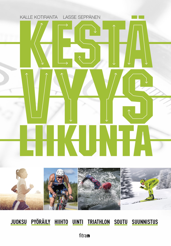 Kotiranta, Kalle - Kestävyysliikunta, e-kirja