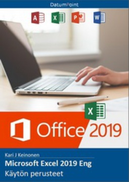 Keinonen, Kari J - Microsoft Excel 2019 Eng - Käytön perusteet, e-kirja