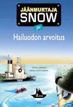 Leppälä, Teemu - Jäänmurtaja Snow ja Hailuodon arvoitus, e-kirja