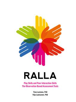 Lautamo, Tiina - RALLA, Play Skills and Peer Interaction Skills - The Observation Based Assessment Tools, e-kirja