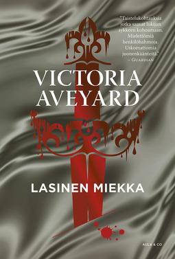 Aveyard, Victoria - Lasinen miekka, e-kirja