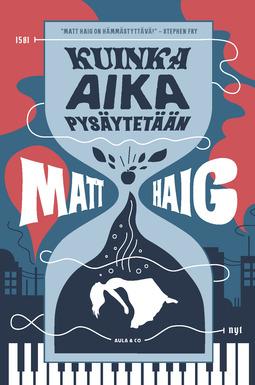 Haig, Matt - Kuinka aika pysäytetään, e-kirja