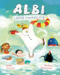 Kunnas, Mikko - Albi lähtee uimakouluun, e-kirja