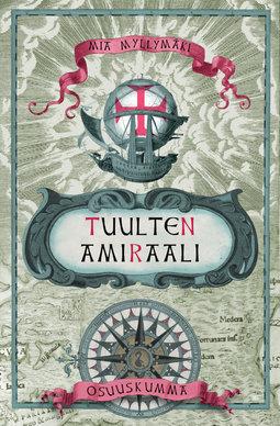 Myllymäki, Mia - Tuulten amiraali, e-kirja