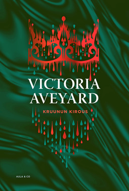 Aveyard, Victoria - Kruunun kirous, e-kirja