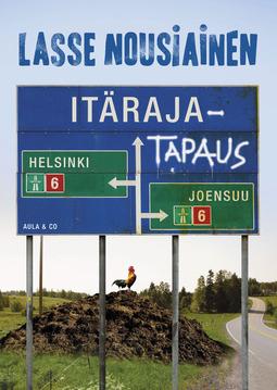 Nousiainen, Lasse - Itärajatapaus, e-kirja