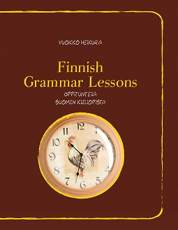 Heikura, Vuokko - Finnish grammar lessons -oppitunteja, e-kirja