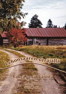 Junno, Seija - Lehonsaaren veräjällä - Väkeä ja väkkäröitä, e-kirja