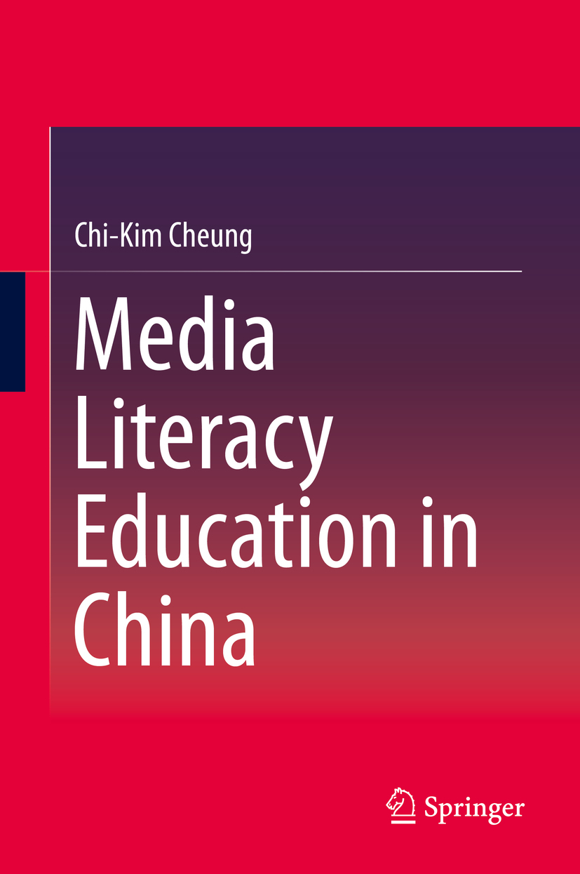 Cheung, Chi-Kim - Media Literacy Education in China, ebook