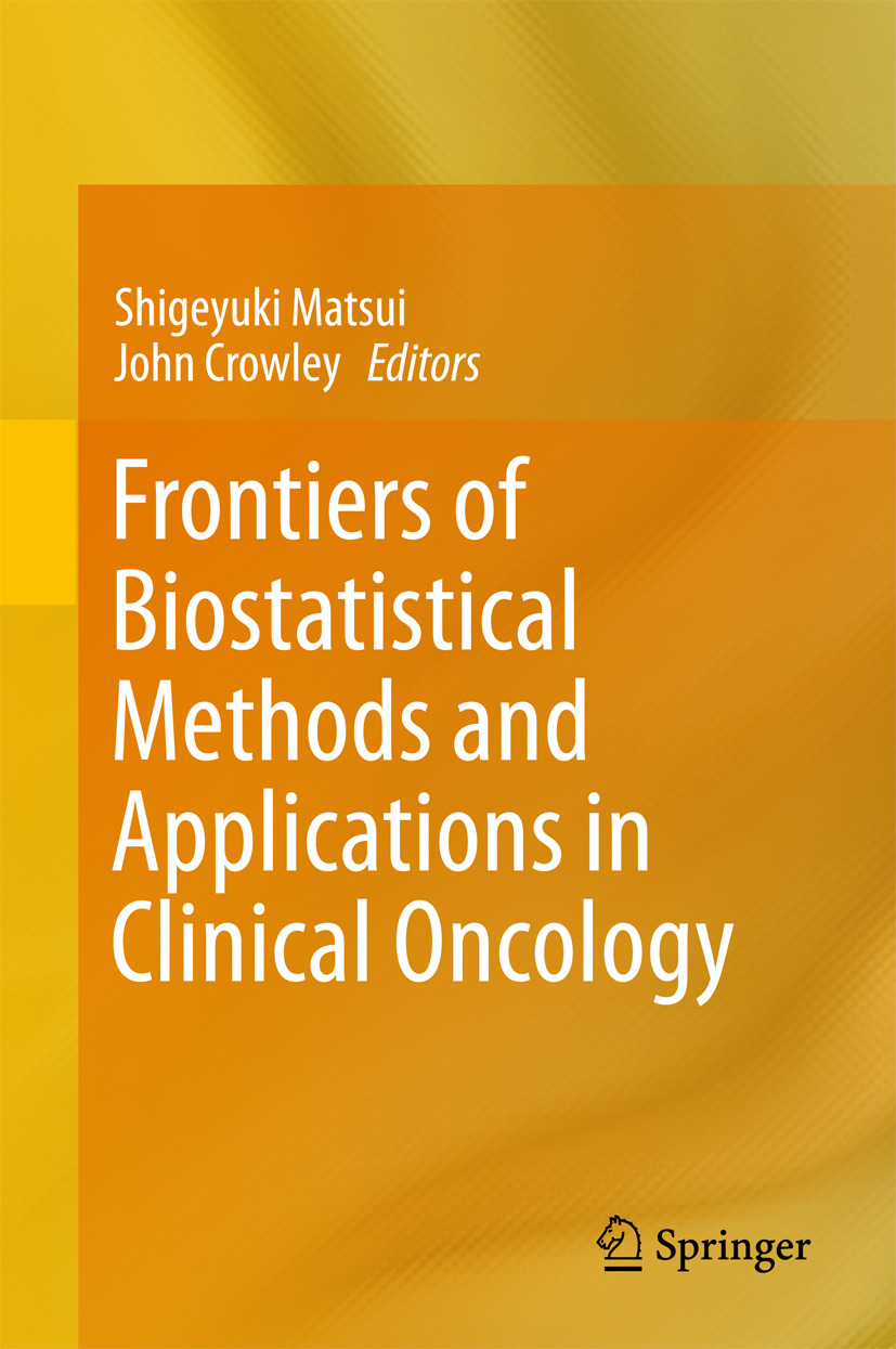 Crowley, John - Frontiers of Biostatistical Methods and Applications in Clinical Oncology, ebook