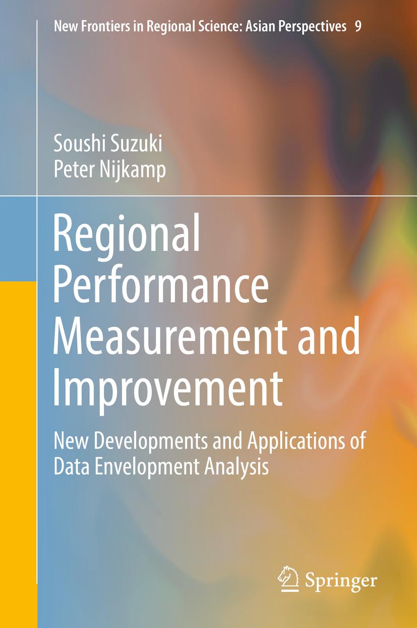 Nijkamp, Peter - Regional Performance Measurement and Improvement, ebook
