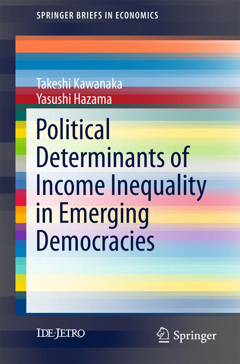 Hazama, Yasushi - Political Determinants of Income Inequality in Emerging Democracies, ebook