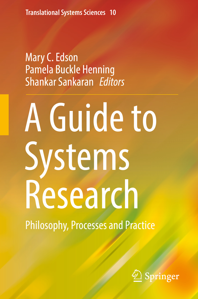 Edson, Mary C. - A Guide to Systems Research, ebook