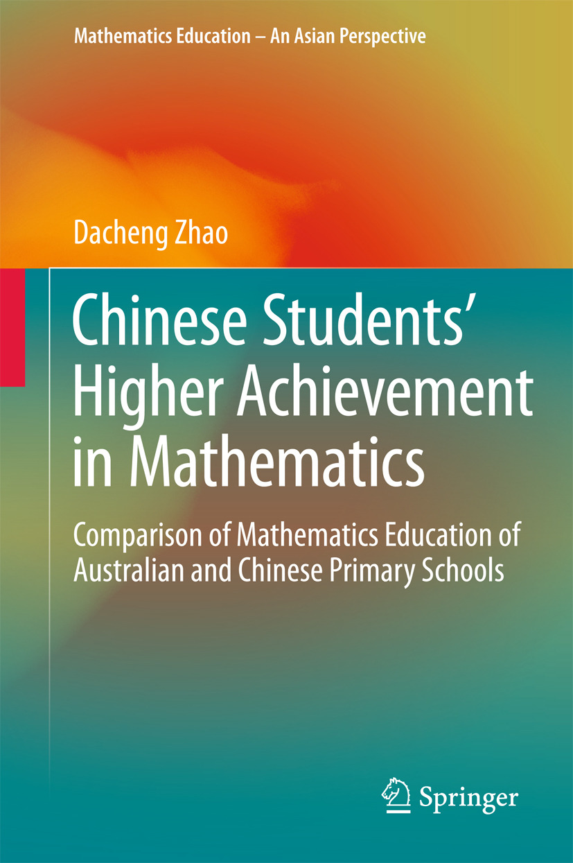 Zhao, Dacheng - Chinese Students' Higher Achievement in Mathematics, ebook