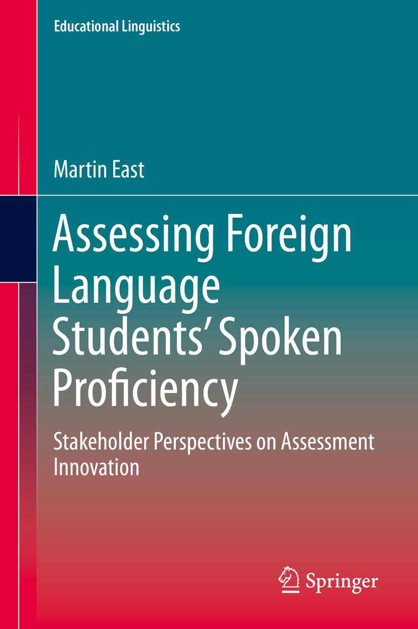 East, Martin - Assessing Foreign Language Students' Spoken Proficiency, ebook