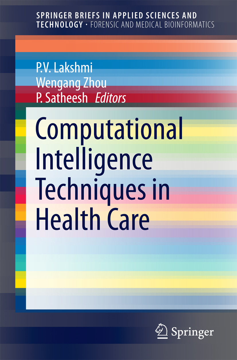 Lakshmi, P.V. - Computational Intelligence Techniques in Health Care, ebook