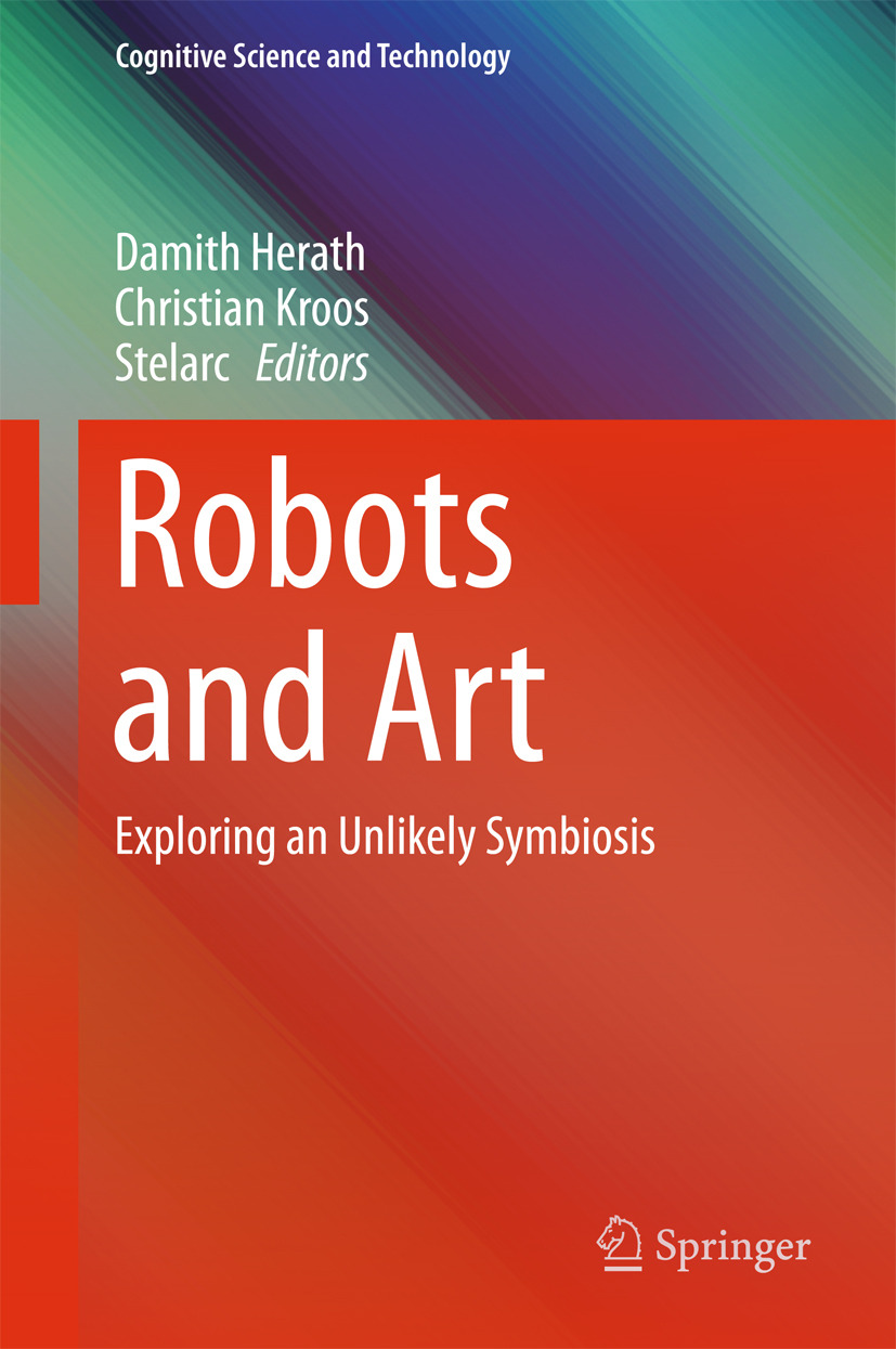 Herath, Damith - Robots and Art, ebook