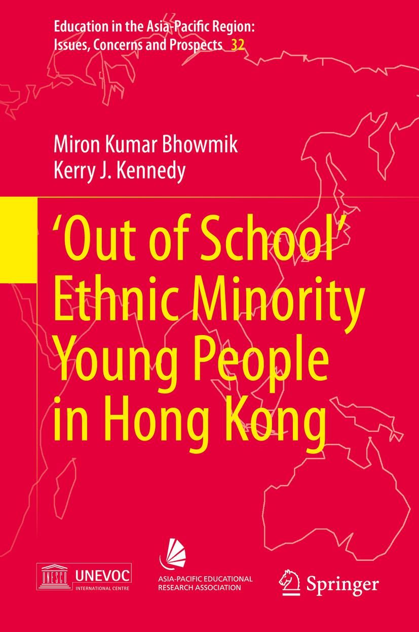 Bhowmik, Miron Kumar - 'Out of School' Ethnic Minority Young People in Hong Kong, ebook