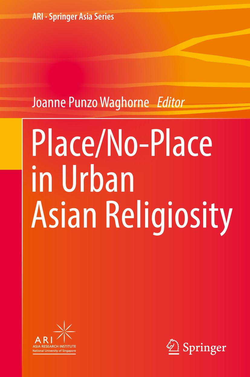 Waghorne, Joanne Punzo - Place/No-Place in Urban Asian Religiosity, ebook