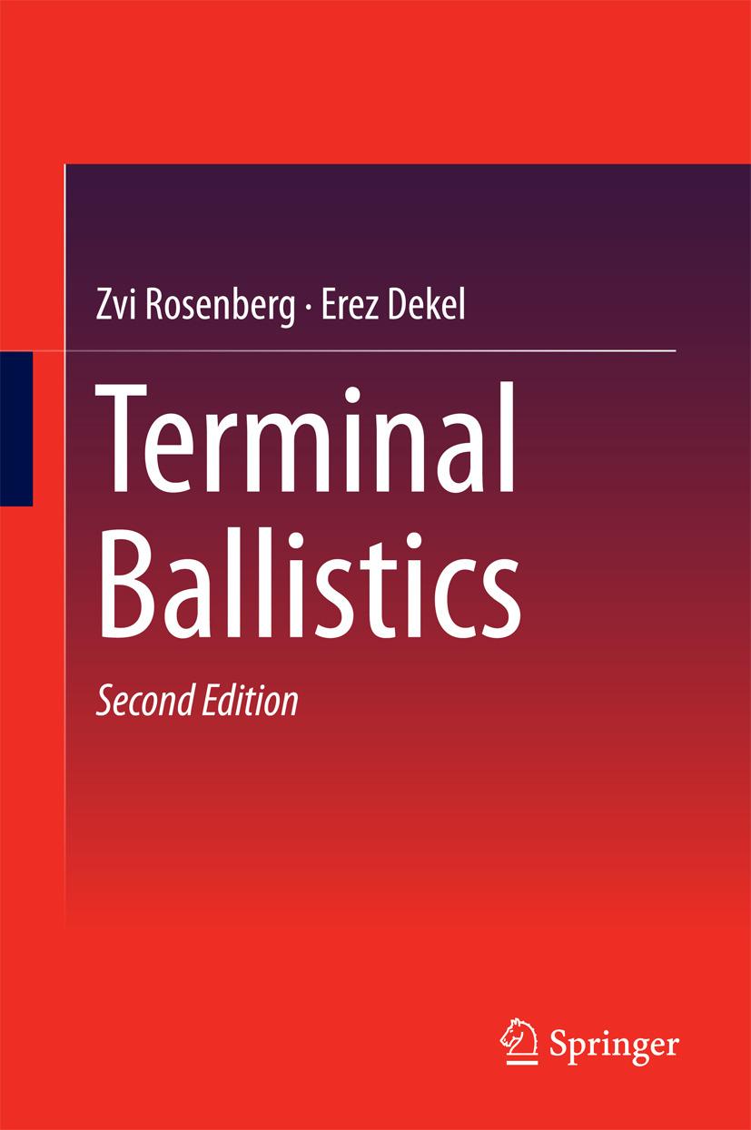 Dekel, Erez - Terminal Ballistics, ebook