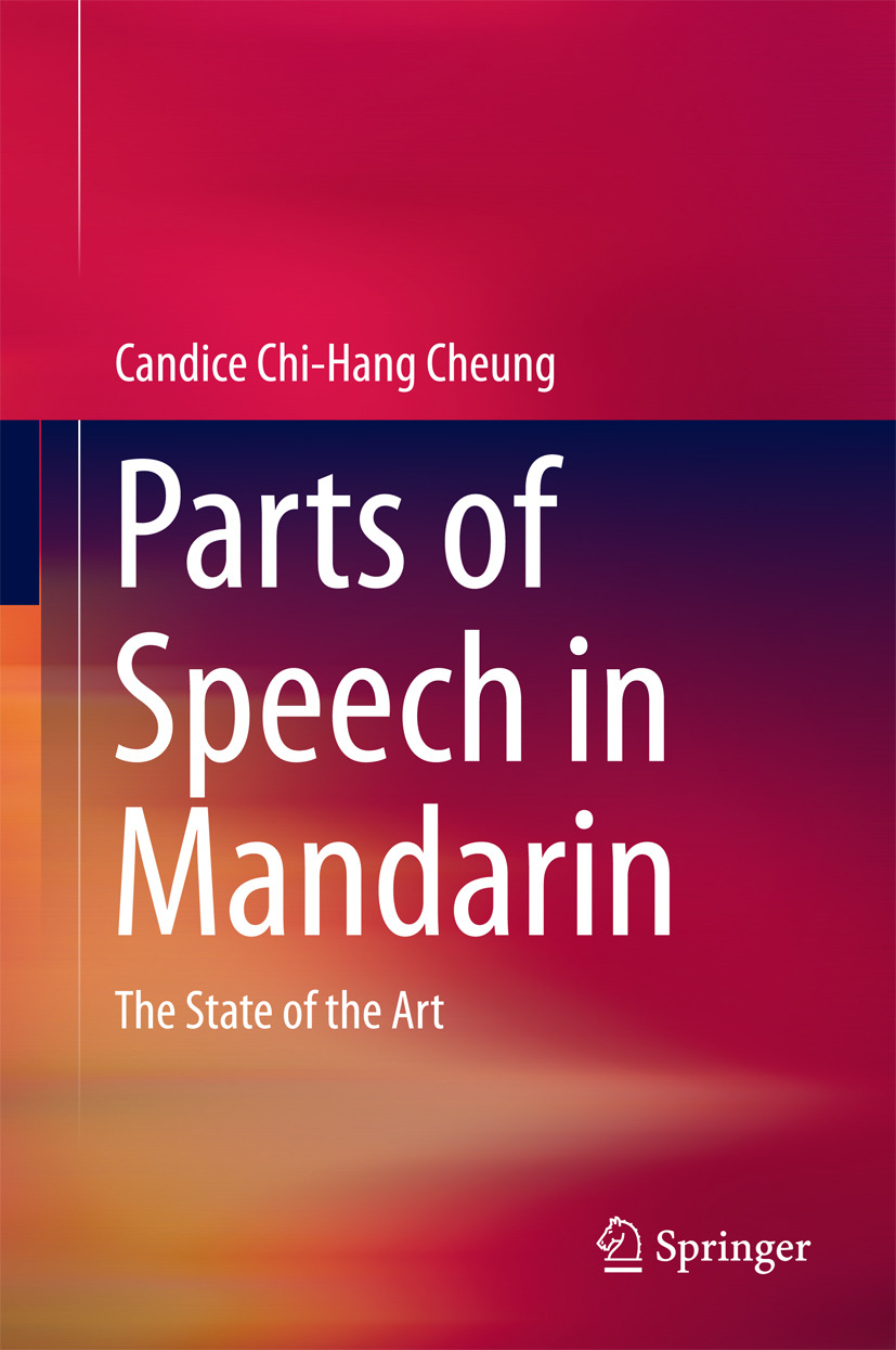 Cheung, Candice Chi-Hang - Parts of Speech in Mandarin, ebook