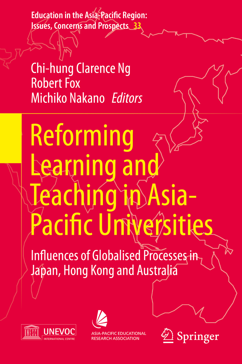 Fox, Robert - Reforming Learning and Teaching in Asia-Pacific Universities, ebook