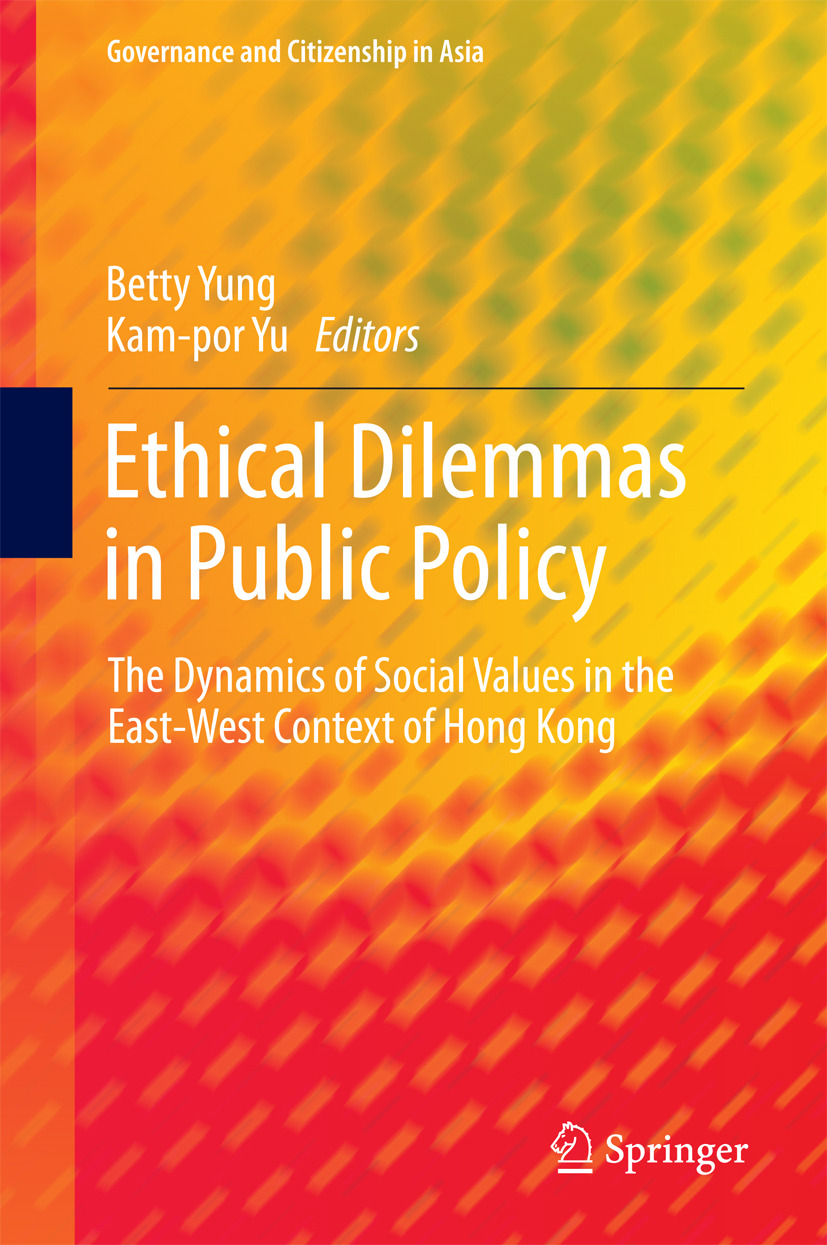Por, Yu Kam - Ethical Dilemmas in Public Policy, ebook