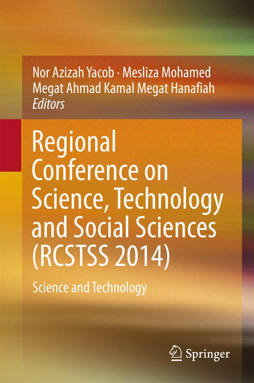Hanafiah, Megat Ahmad Kamal Megat - Regional Conference on Science, Technology and Social Sciences (RCSTSS 2014), ebook