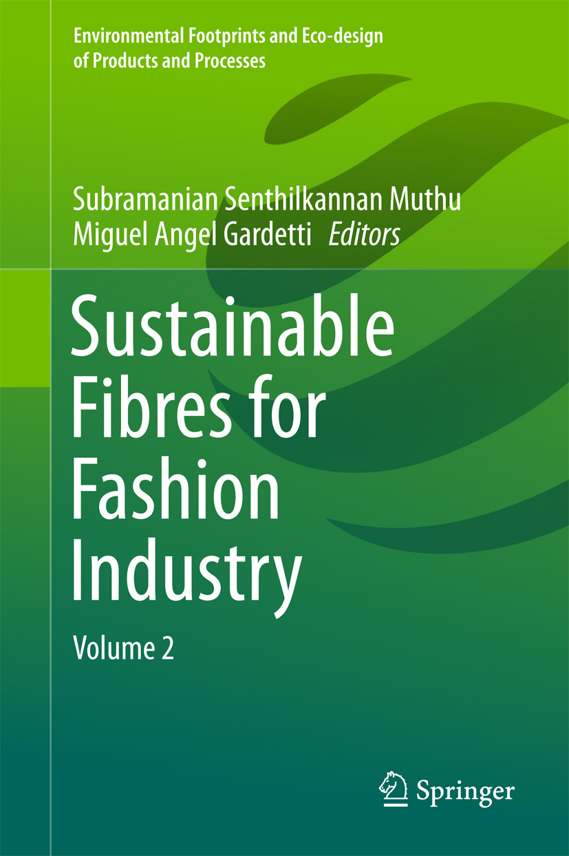 Gardetti, Miguel - Sustainable Fibres for Fashion Industry, ebook