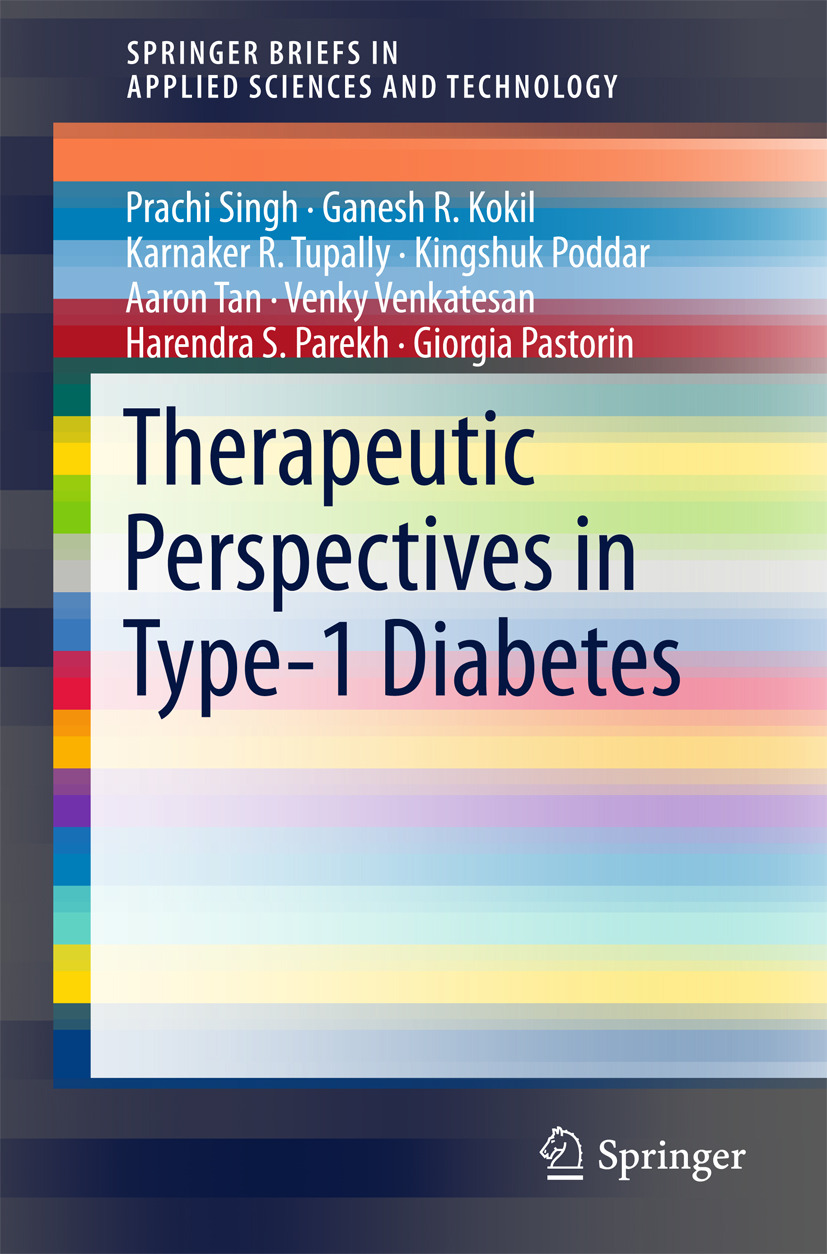 KOKIL, GANESH R - Therapeutic Perspectives in Type-1 Diabetes, ebook
