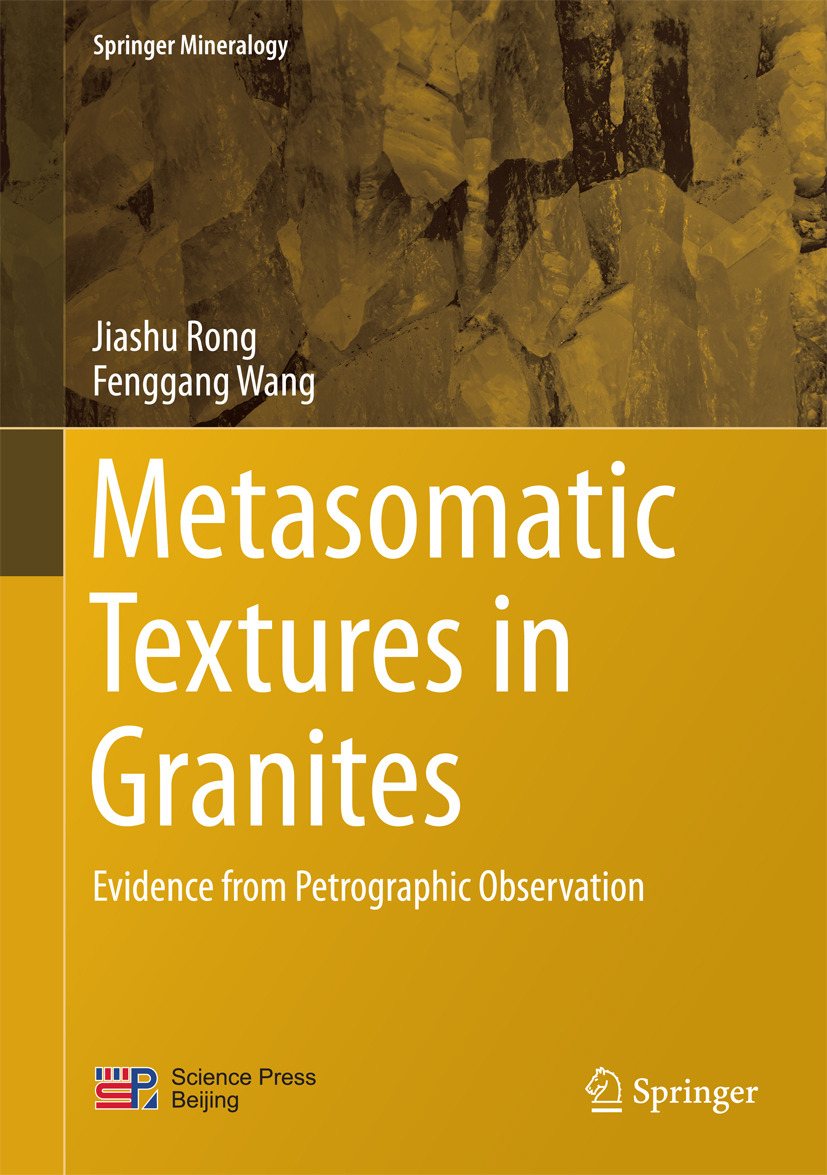 Rong, Jiashu - Metasomatic Textures in Granites, ebook