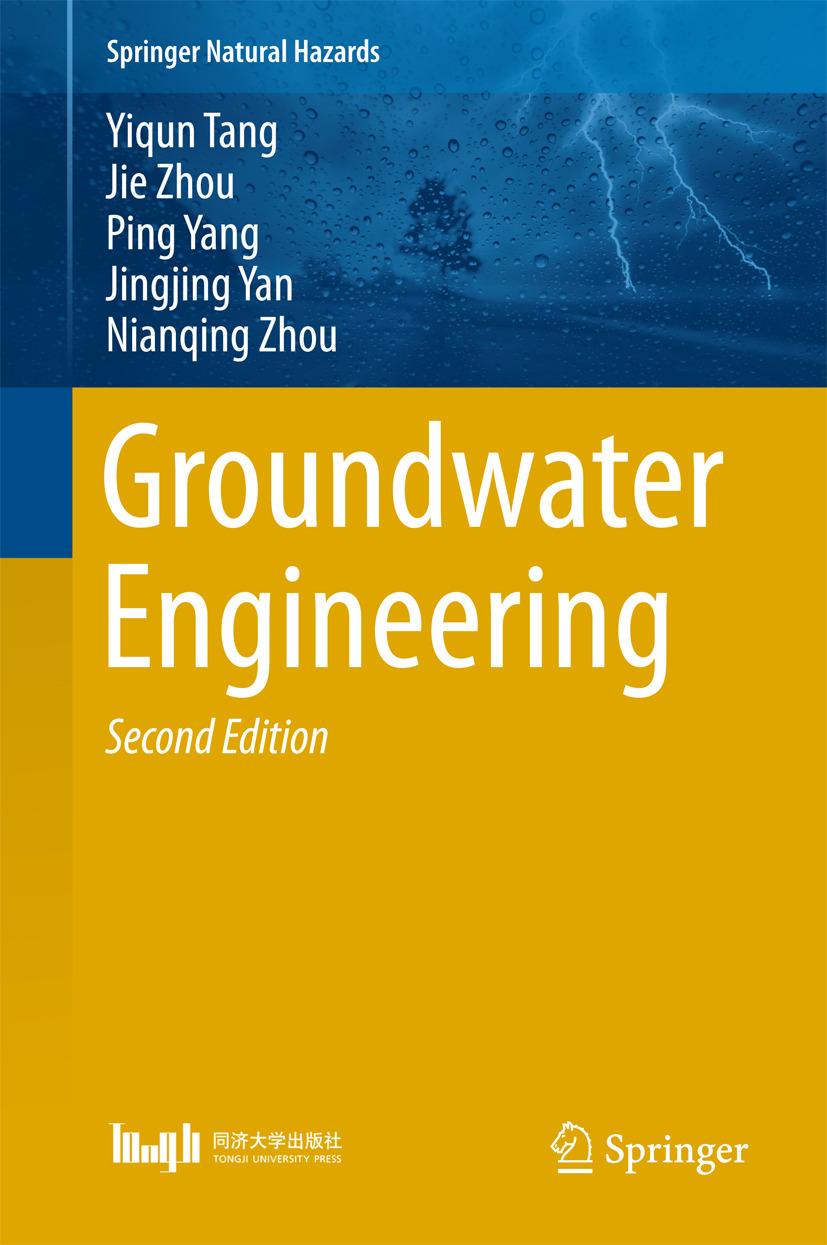 Tang, Yiqun - Groundwater Engineering, ebook