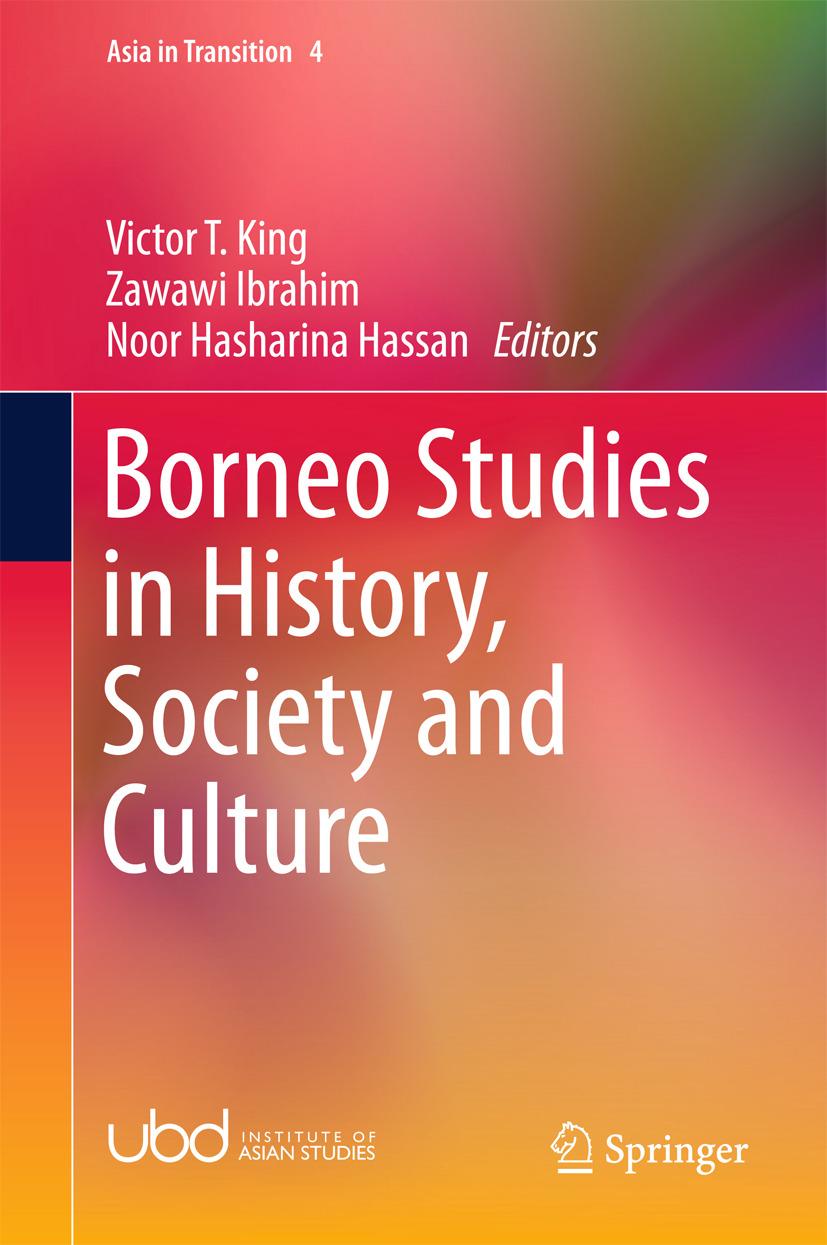 Hassan, Noor Hasharina - Borneo Studies in History, Society and Culture, e-bok