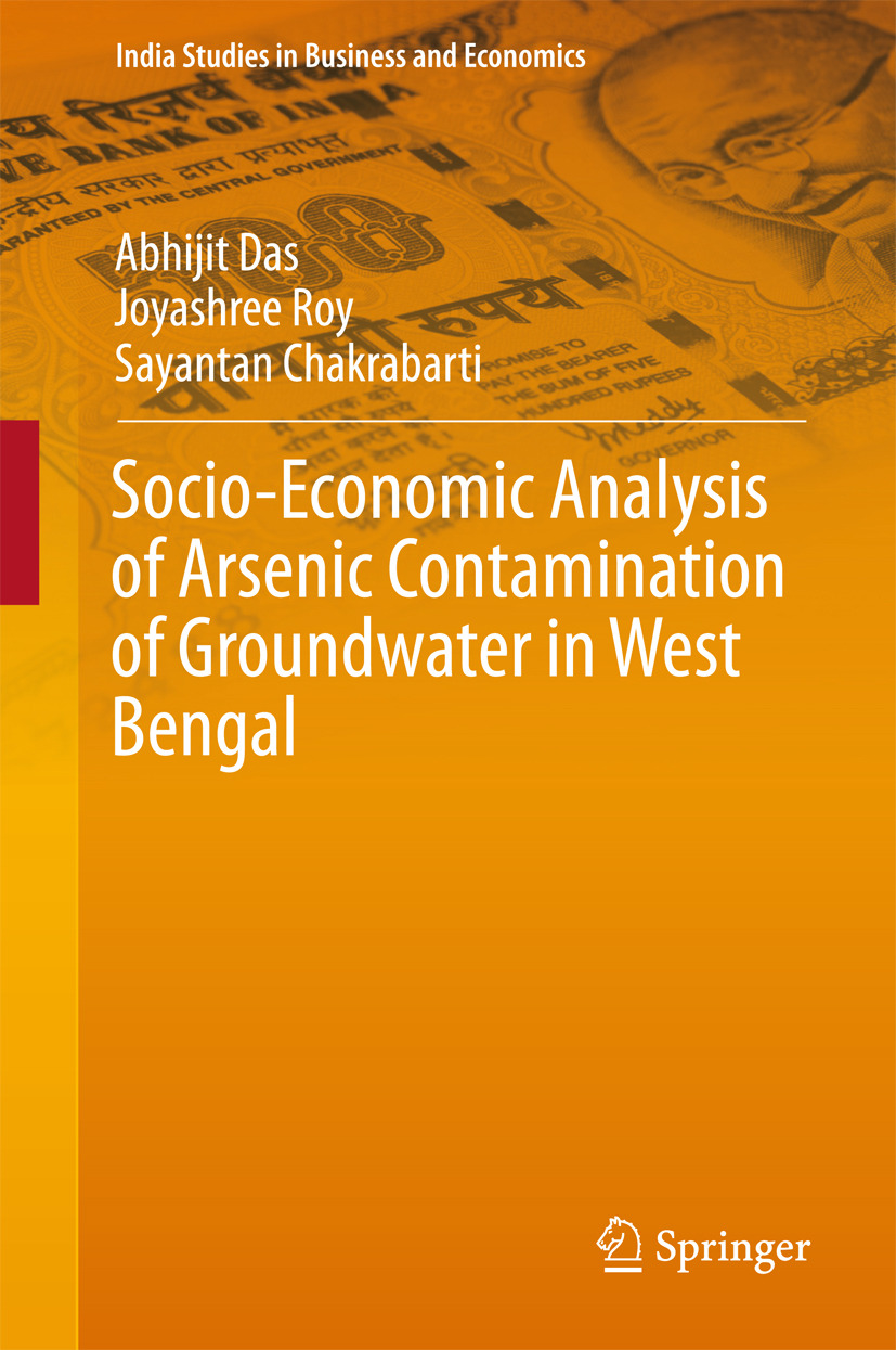 Chakraborti, Sayantan - Socio-Economic Analysis of Arsenic Contamination of Groundwater in West Bengal, ebook