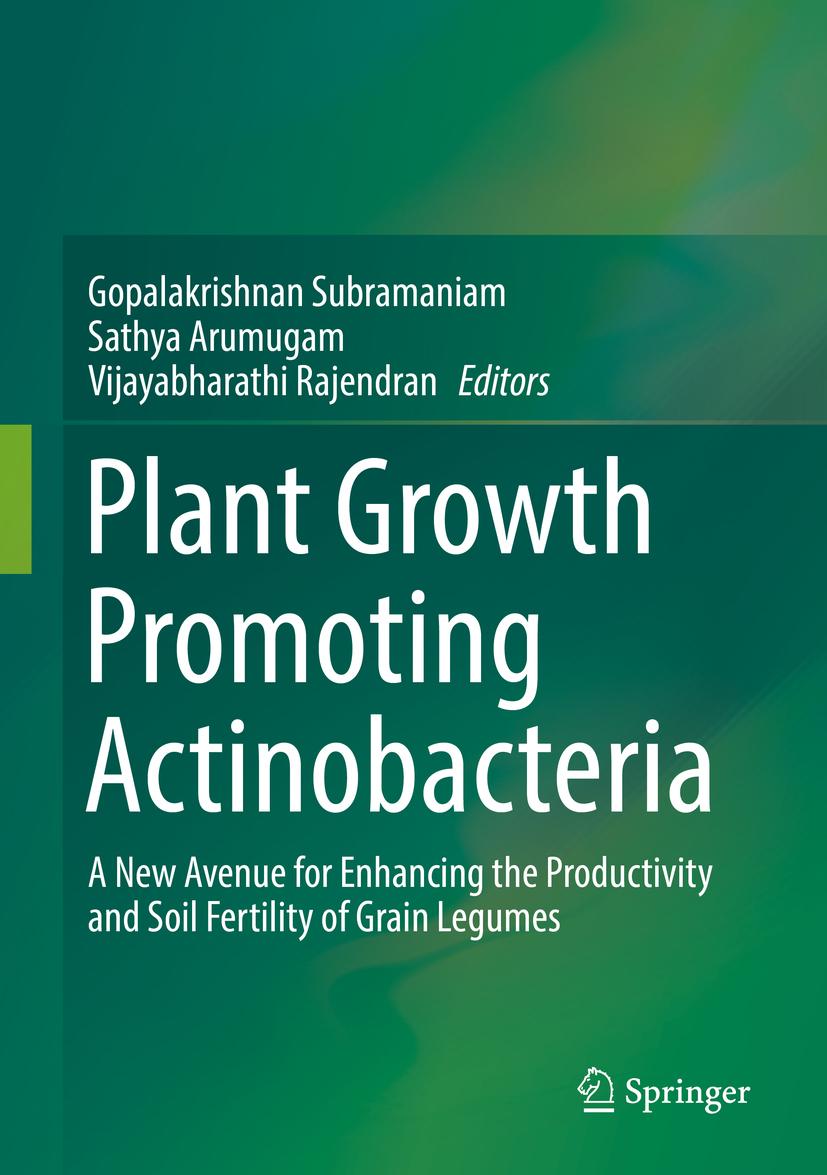 Arumugam, Sathya - Plant Growth Promoting Actinobacteria, ebook